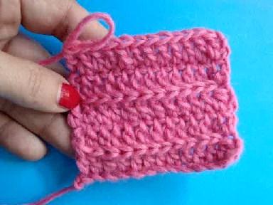 вязание крючком, как вязать крючком, рельефное вязание