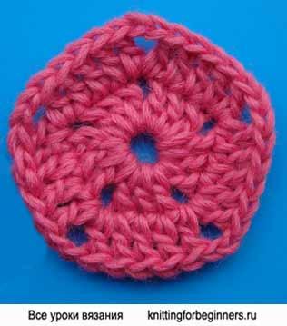 пятиугольник, пятиугольник крючком, как вязать пятиугольник, pentagon, pentagon crochet motiv