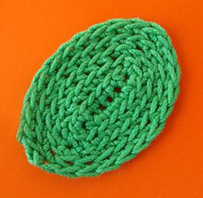 как вязать листик, вязание листика, как вязать листик крючком, вязание крючком, видео урок вязания для начинающих