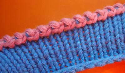 как закрыть петли. вязание спицами