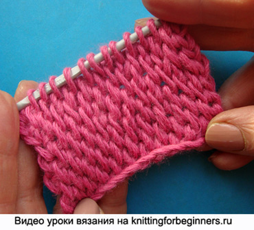 рогожка, тунисское вязание, уроки тунисского вязания