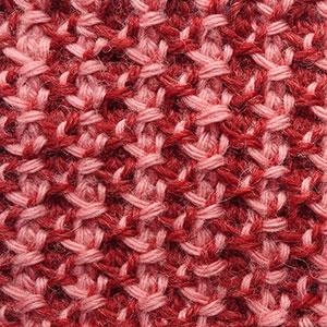 тунисские узоры вязания